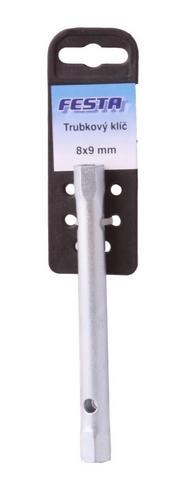 Klíč trubkový 8x10mm FESTA