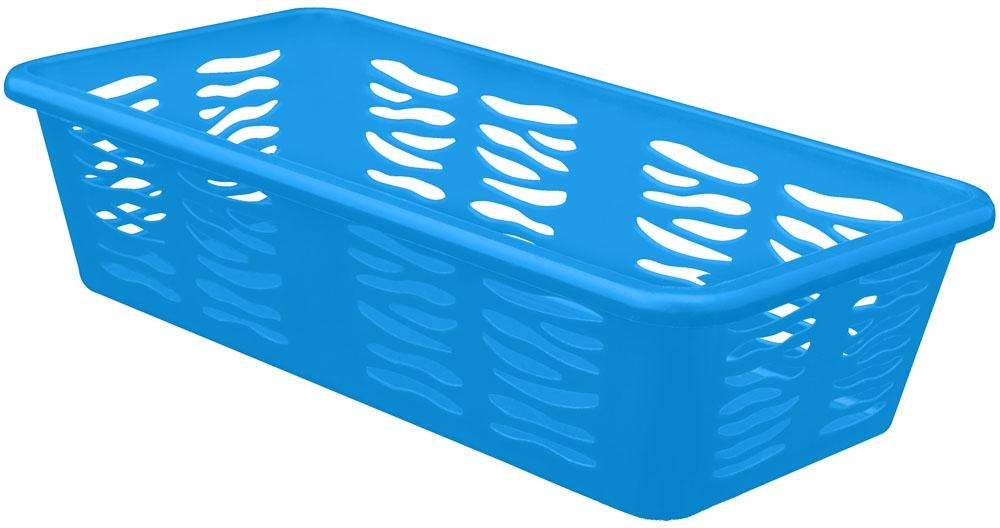 Košík PH 19,7x10x5cm ZEBRA modrá