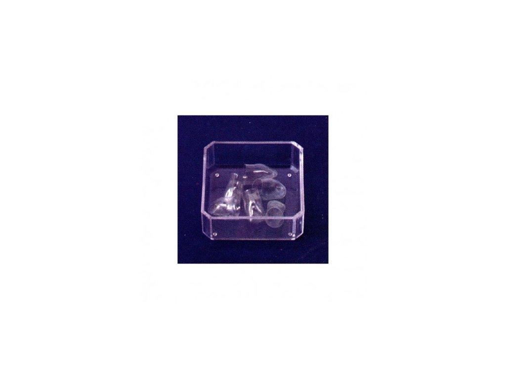AnGer Polyesterové korunky, špičáky - Canines 5 ks
