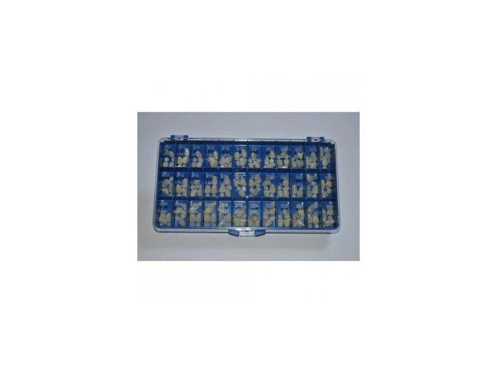 AnGer Provizorní korunky, horní postranní řezáky - Laterals 108 ks