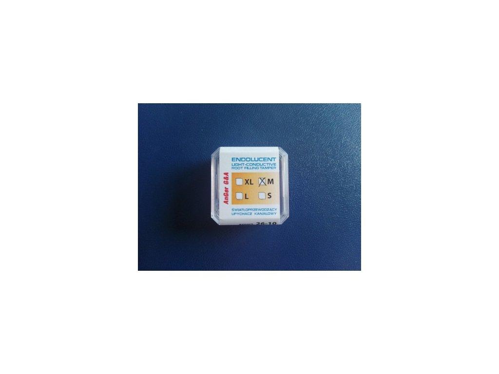 AnGer Endolucent světlovodný kořenový nástroj