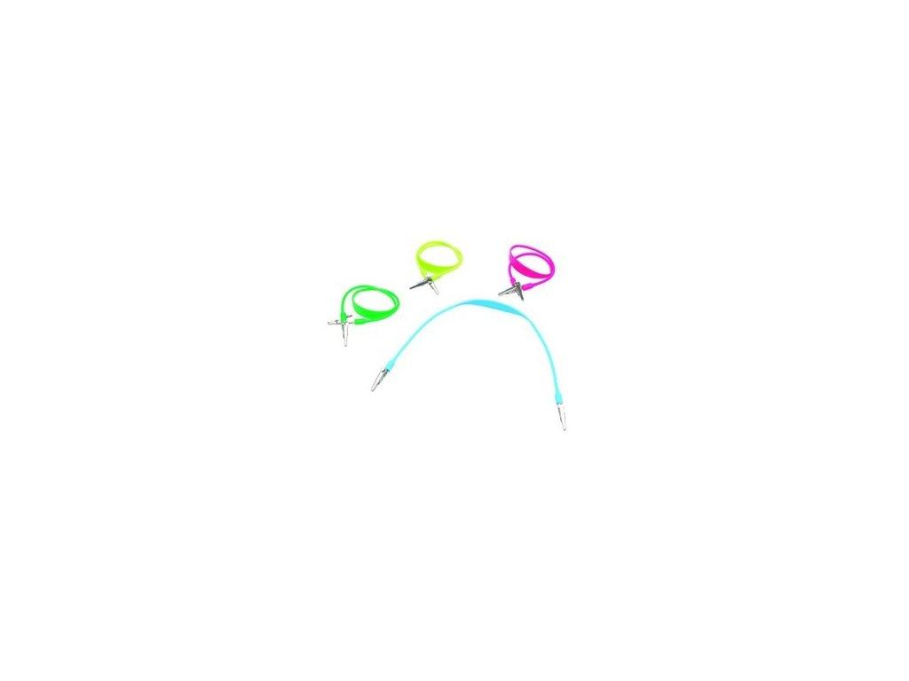 Larident Držáky roušek (bryndáků) barevné