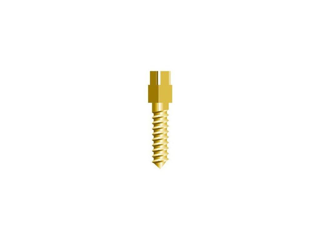 HaraldNordin Golden/Titanium Posts