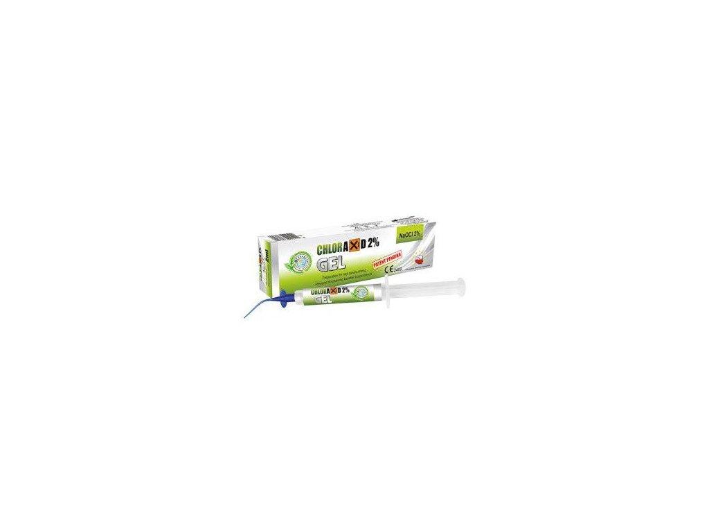 Cerkamed Chloraxid Gel/Extra gel 2% / 5,25%