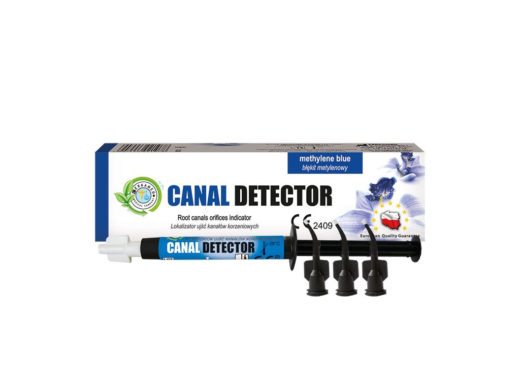 Canal Detector kmpl