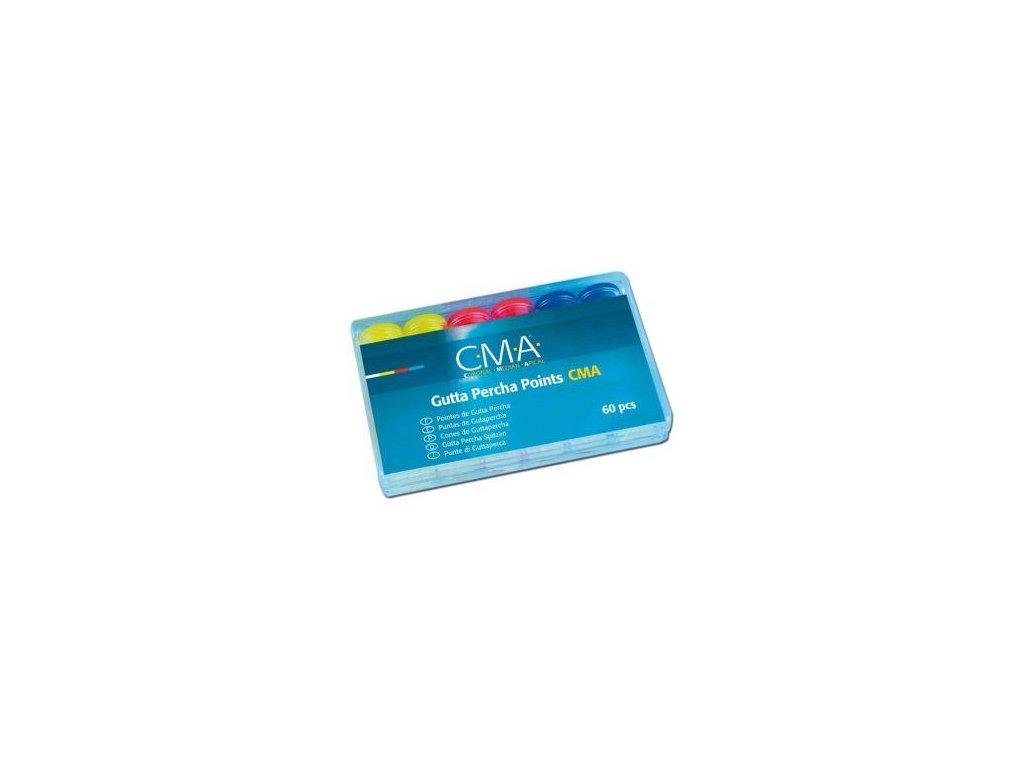 R&S CMA Gutaperčové čepy