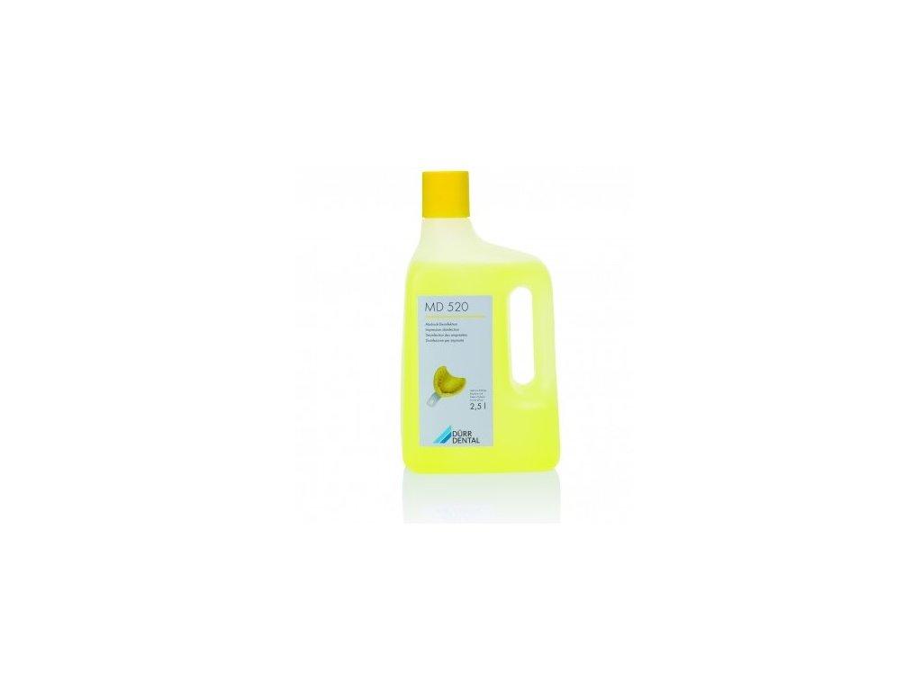 Dürr MD 520 - dezinfekce na otisky