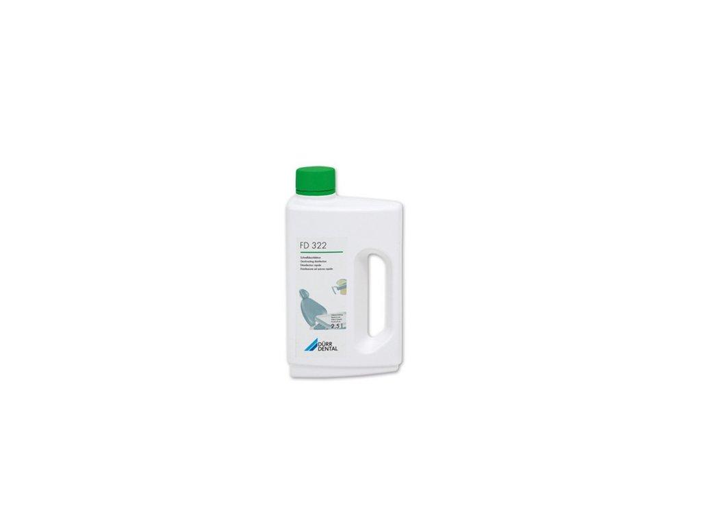 Dürr FD 322 - rychlá dezinfekce