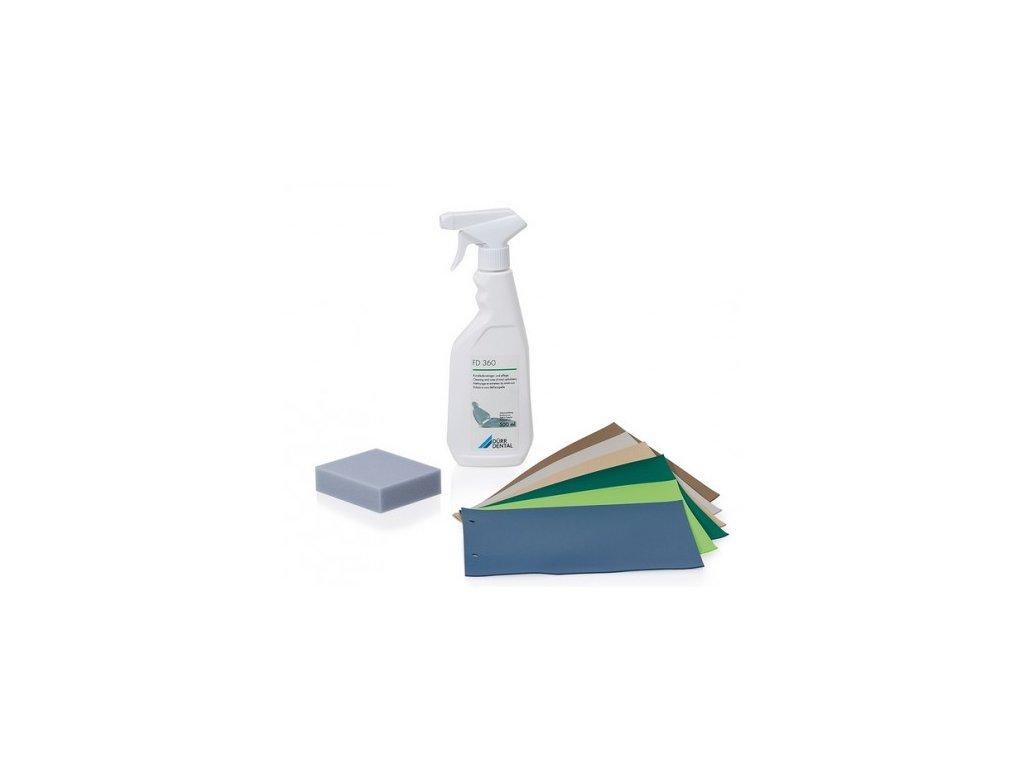 Dürr FD 360 - čištění a péče o umělou kůži