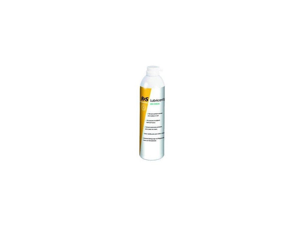 R&S Lubricant spray