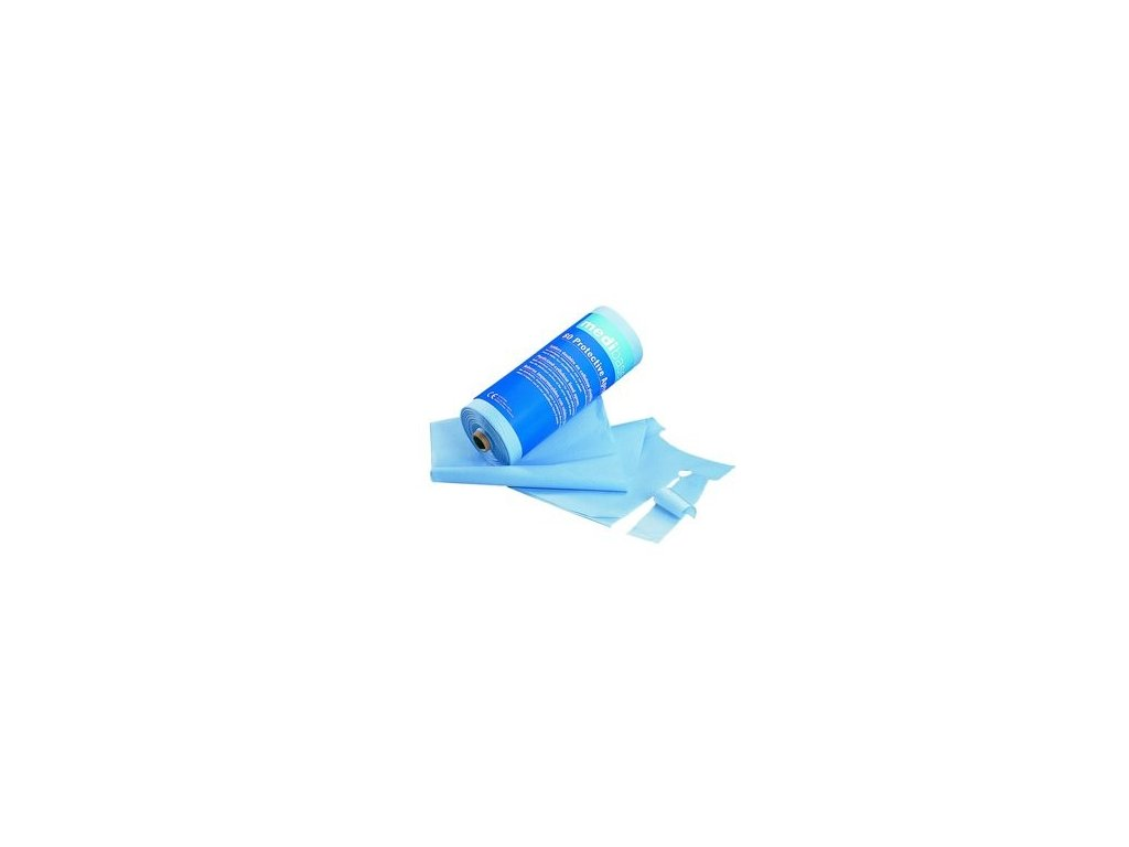Medibase Roušky pro pacienty plastové (v roli)