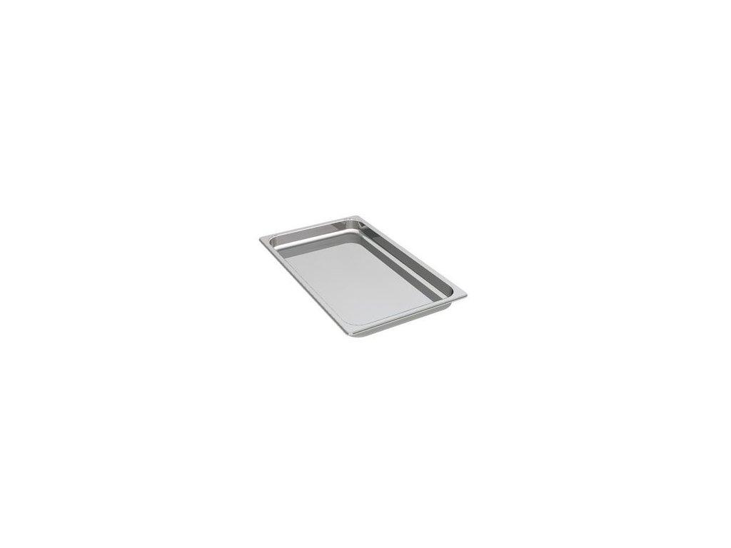 Medibase Tácek nerezový MiniInox (10×20cm)
