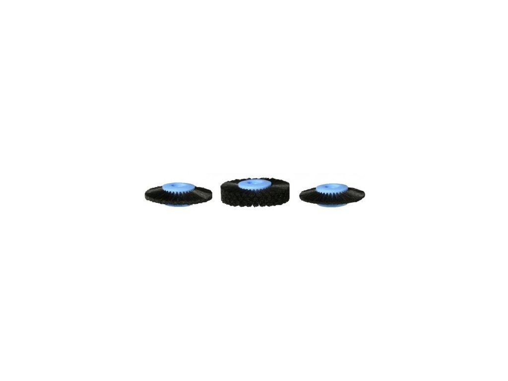 Stoddard leštící kartáč Lathe Brushes Standard extra Plastic blue