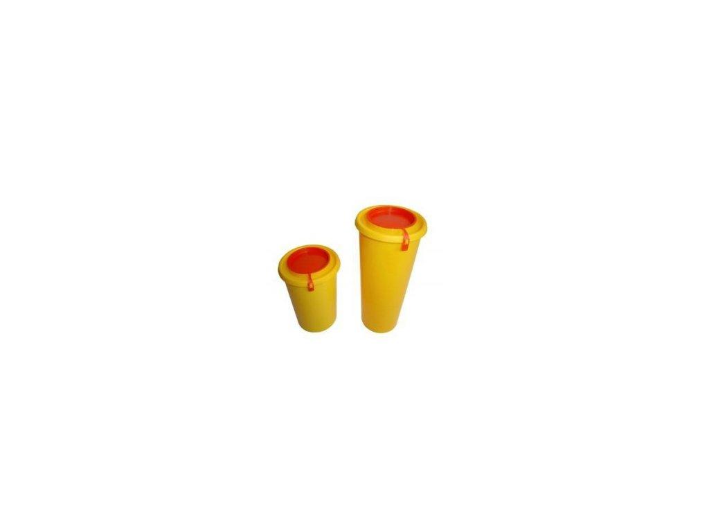 Yannick nádoba (kontejner) MINOR na bio odpad 0,5 - 0,8l