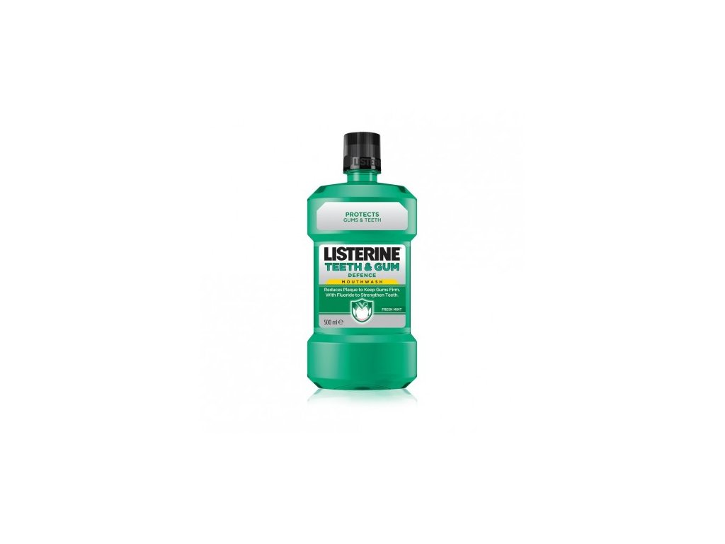 Listerine Teeth & Gum Defence ústní voda