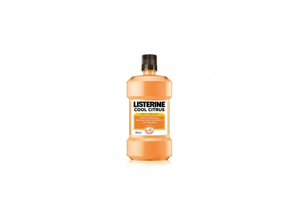 Listerine Cool Citrus ústní voda