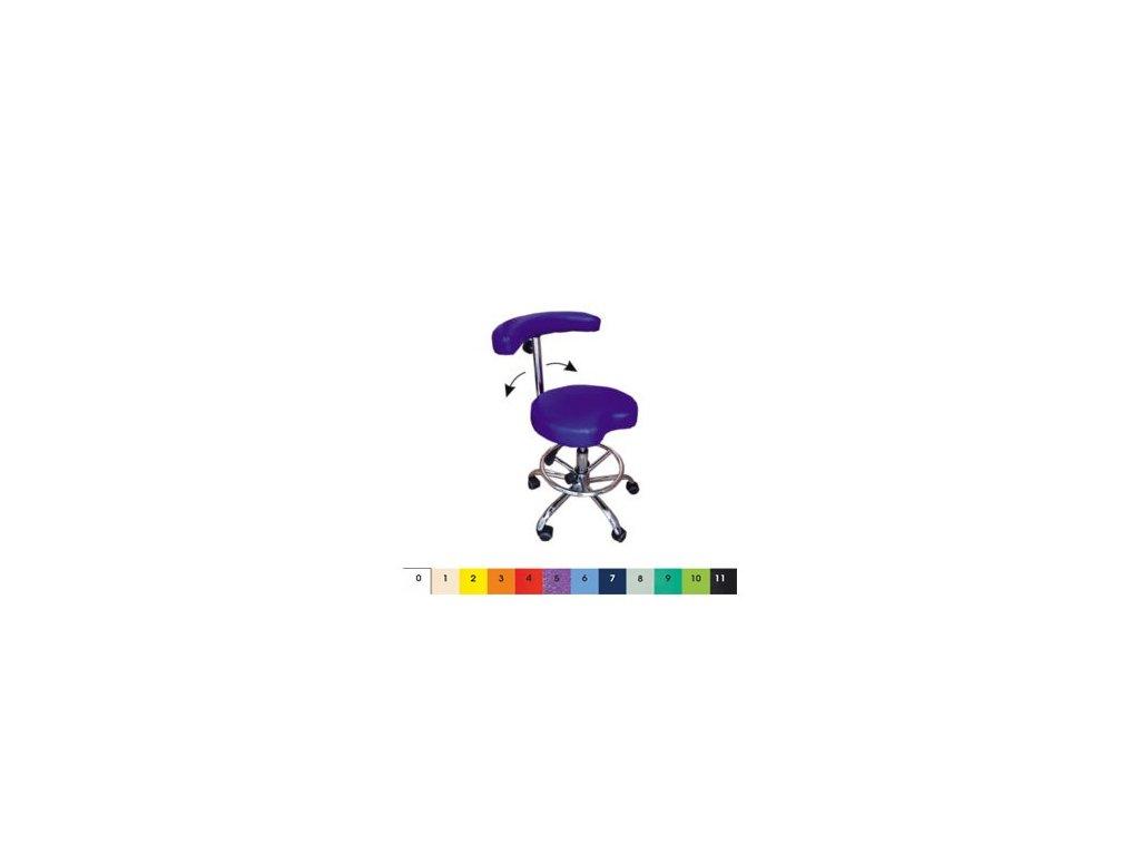 Lékařská židle MEDI Y