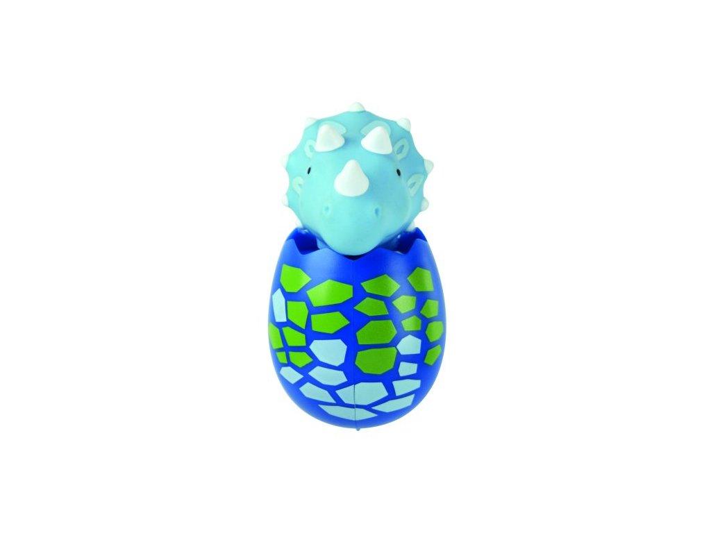 Flipper DINO EGG Ricer Blue - kryt na zubní kartáček