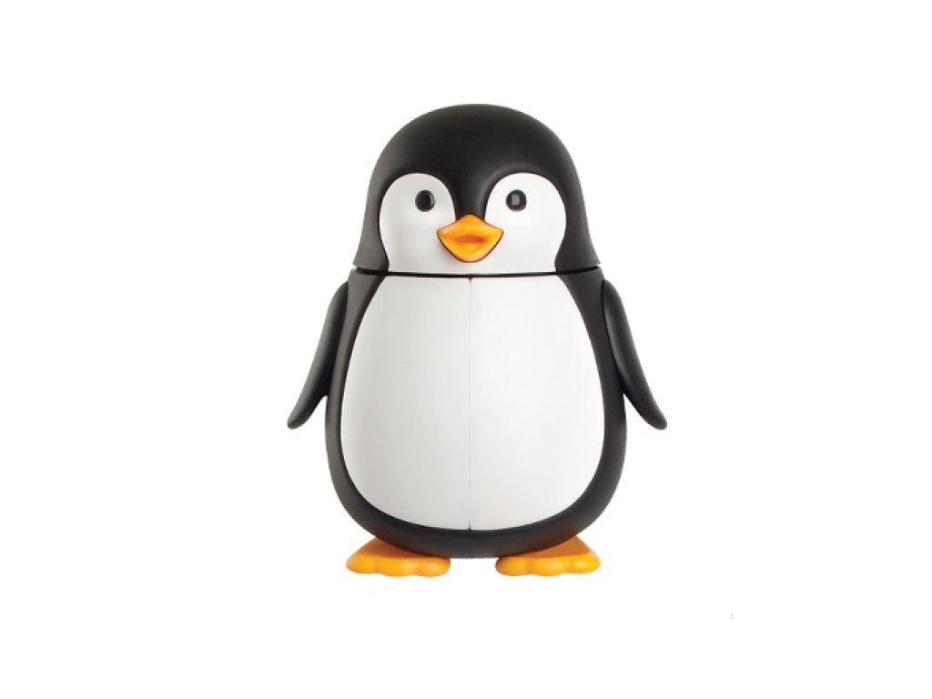 flipper toothbrush holder penguin toothgoof2