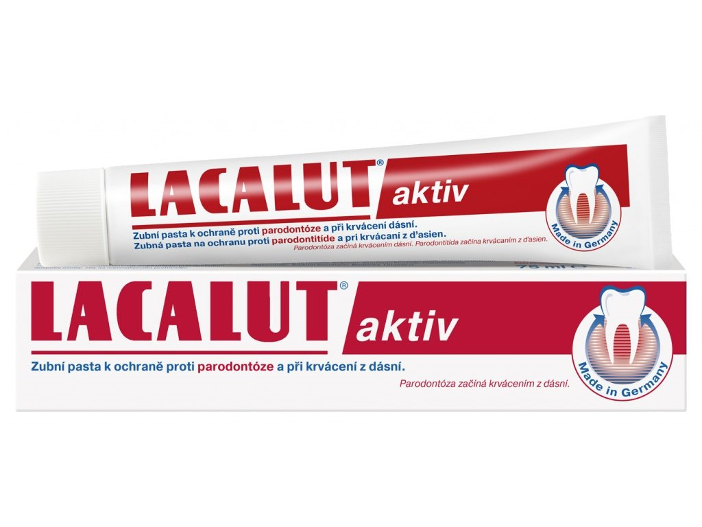 434194 lacalut aktiv zubni pasta 100ml lacalut aktiv zubni kartacek mekky
