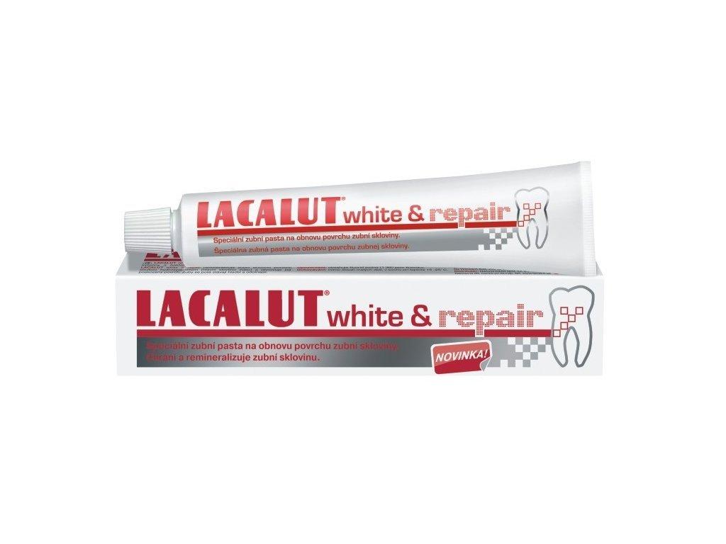 Lacalut zubní pasta White & Repair