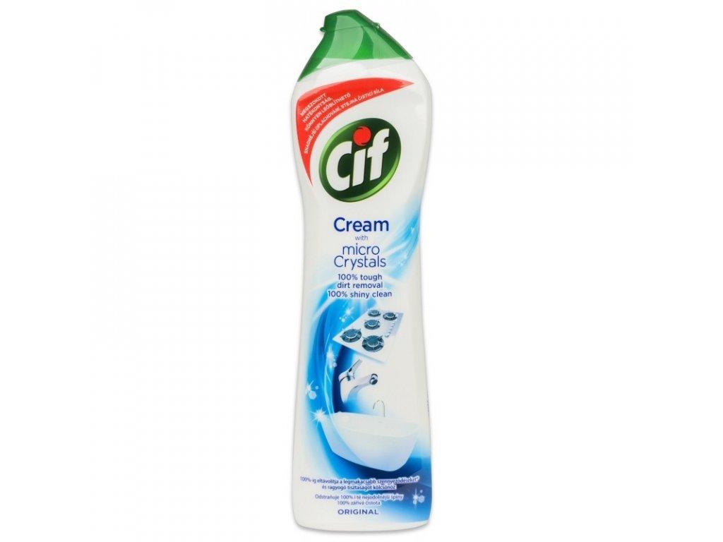 Unilever Cif Cream tekutý písek
