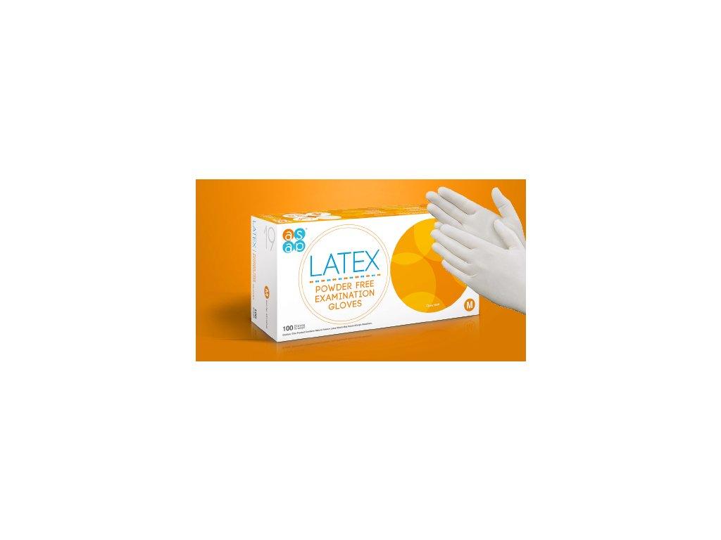 latex bezpudr