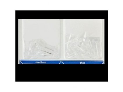 TOR VM Plastové interdentální klínky