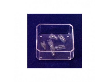 AnGer Polyester crown forms - Lower Incisors 5 ks