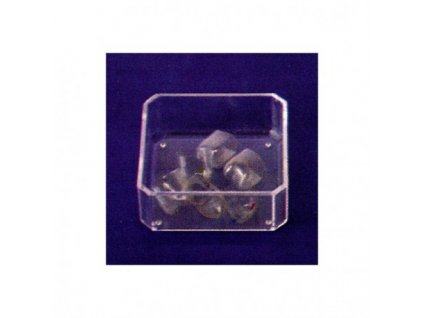 AnGer Polyesterové korunky, třenové - Premolars 5 ks