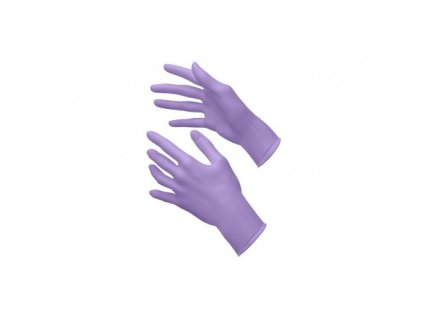 Akzenta STYLE NITRILE nitrilové rukavice nepudrované