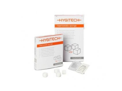 Hygitech Haemostatic Sponge