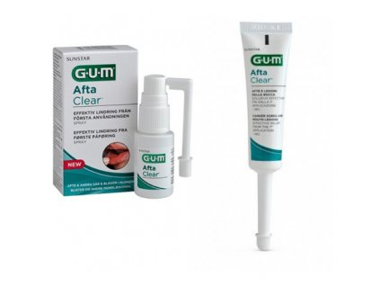 GUM Afta Clear