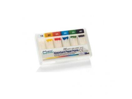 Metabiomed papírové čepy