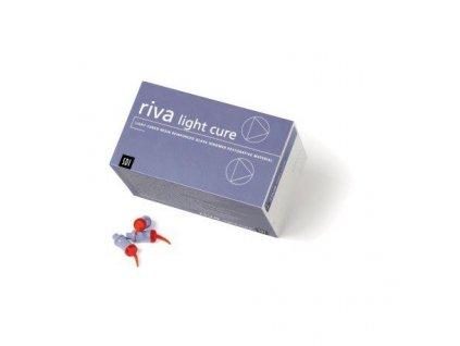 SDI Riva Light Cure caps