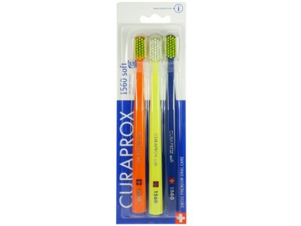 Curaprox Soft 1560 3-pack