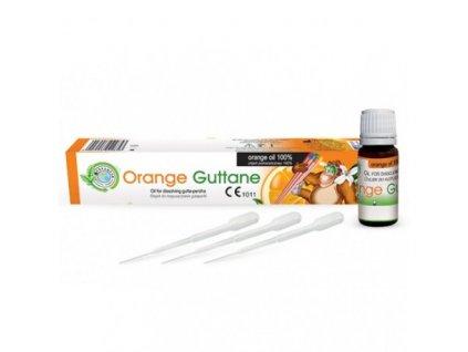 Cerkamed Orange Guttane olej k rozpouštění gutaperči