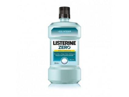 Listerine Cool Mint Mild ZERO ústní voda