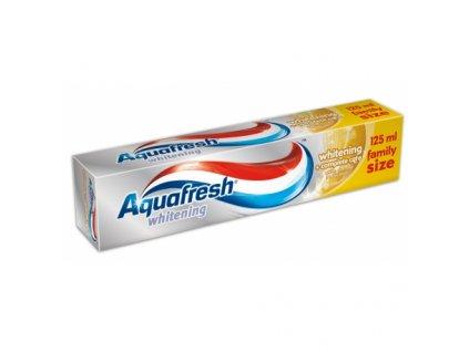 aquafresh whitening complete care 125 ml
