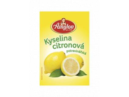 Amylon Kyselina citronová potravinářská