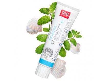 splat biocalcium zubni pasta pro obnovu zubni skloviny a bezpecne beleni 100 ml