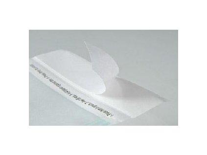 Vistex Sáčky skládané papír/fólie pro P a EO sterilizaci, samolepící