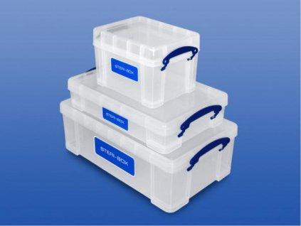 Vistex Steribox - posterilizační box s víkem