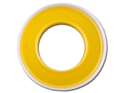 Teflonová páska 12mm x 0.075mm x 5 m