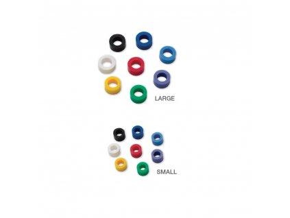 Premium Plus Silikové kroužky na označení nástrojů (malé)