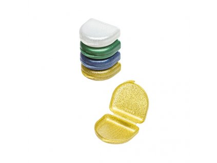 Larident G45 GLITTER Porta bite con colori glitterati