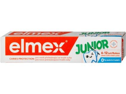 elmex zubni pasta junior s fluoridem