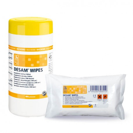 Bochemie - Schülke Bochemie Desam Wipes dezinfekční ubrousky Varianta: Refill