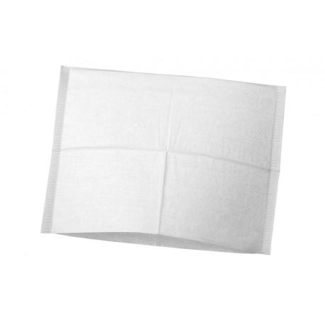 Akzenta INC. Akzenta Návleky na opěrku hlavy Barva,velikost: Bílá, Počet kusů v balení: 500 ks