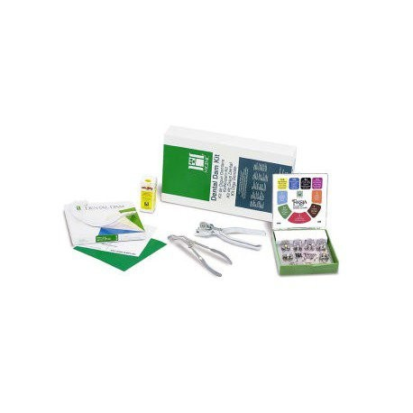 Coltene/Whaledent AG Coltene Hygenic Dental Dam Varianta: Complete Kit Winged